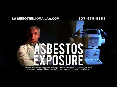Baggett McCall - Asbestos Exposure - Lake Charles & New Orleans