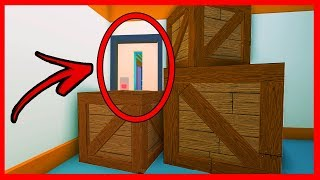 TIP ALL SECRET PLACES IN JAILBREAK - ROBLOX