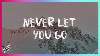 Slushii - Never Let You Go (Lyrics) (Besomorph Remix)
