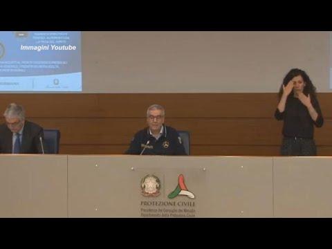 Coronavirus, Borrelli: «3.780 casi e 601 morti in più di ieri»