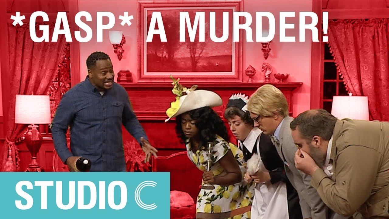 Download Clue Murder Mystery - Studio C
