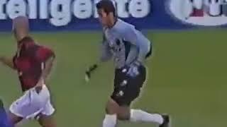 Júlio César Goleiro Driblando O Time do Fluminense