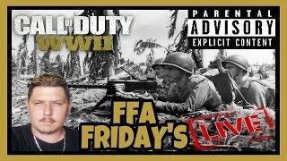 Call Of Duty WWII FFA Friday