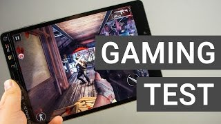 ASUS ZenPad 3S 10 Gaming + Performance Test