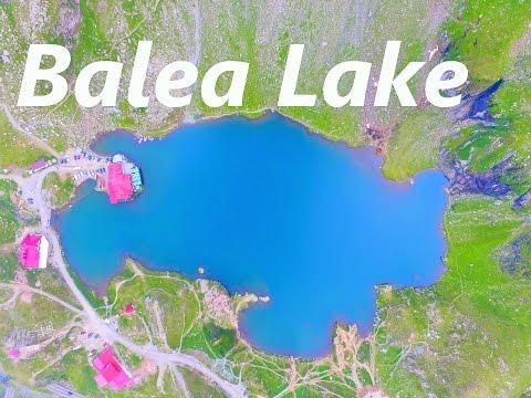 Balea Lake , Romania -  phantom 3 professional 4K