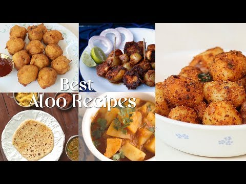 Best Aloo Recipes  Ventuno Home Cooking
