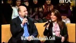 اصاله تغنى وحكايتك ايه يالى للفنان عمرو دياب .....W.Saleh