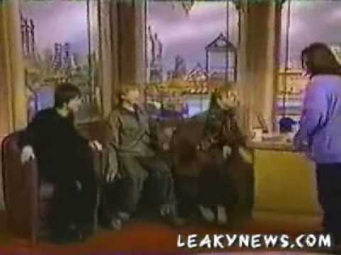 Daniel,Emma,Rupert,Robbie Coltrane and Richard Harris On The Rosie O'Donnell Show Part 3