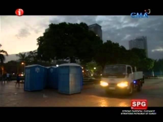 I-Witness: Sandra Aguinaldo takes on portalet cleaning!