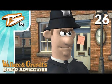 THE GANGES GRIP!! - WALLACE & GROMIT'S GRAND ADVENTURES (BLIND) #26