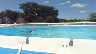 Millie The Dock Dog Wannabe-1.wmv