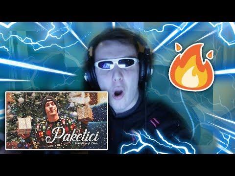 *reakcija* BakaPrase ft. Choda - PAKETIĆI (OFFICIAL VIDEO)