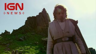Star Wars: The Last Jedi is 2017's Top Domestic Earner - IGN News