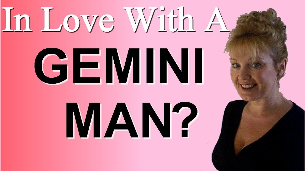 HOW TO GET A GEMINI MAN TO FALL IN LOVE WITH YOU