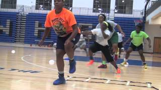 westlake high school girls basketball workout by coach lou george please subscribe