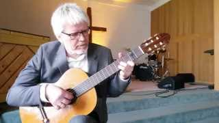 You are my hiding place - Classical Guitar Solo arr. by Michael Henze