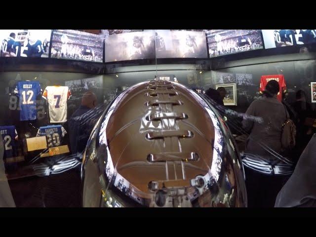 Canton NFL Hall of Fame Tour - Santa Clara, CA