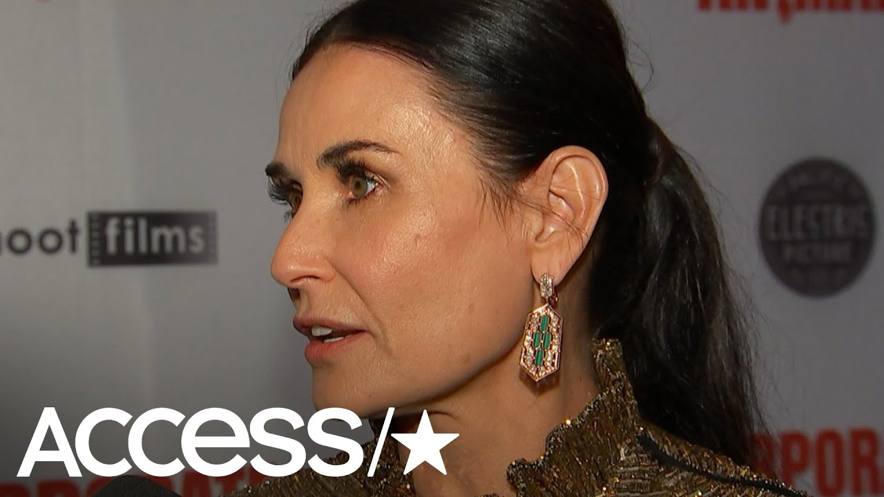 Demi Moore Reveals If She Warned Loved Ones For Bombshell Tell-All Book