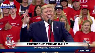 impeachment-talk-president-trump-talks-about-impeachment-inquiry-at-rally-in-mn
