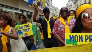 Paris, Diaspora: