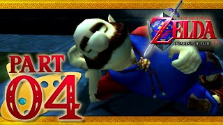 The Legend of Zelda: Ocarina of Time 3D - Part 4 - Hyrule Castle