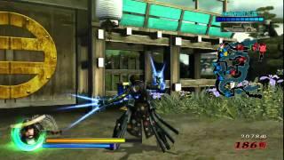 Sengoku BASARA 3 Masamune Date Play (1)