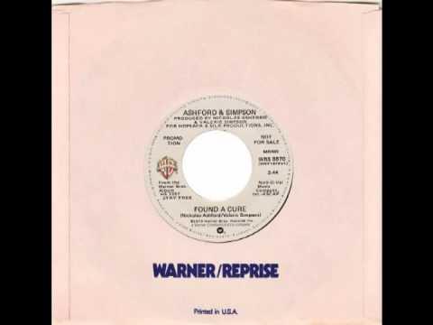 "Ashford & Simpson – ""Found A Cure "" (45mono)  (WB) 1979"