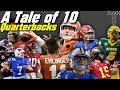 2021 NFL Draft QB Prospects! - A Review