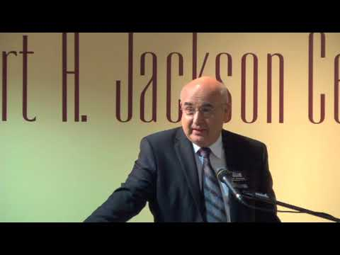 Robert H. Jackson Society Dinner (2013) featuring Larry Thompson