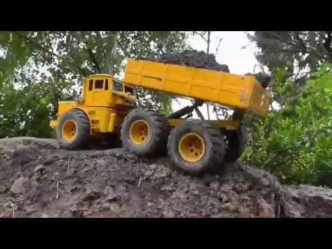 BEST OF RC TRUCKS IN ACTION! COOL RC MACHINES AT WORK! FANTASTIC SELF MADE RC TOYS