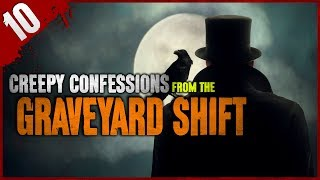 10 TRUE Scary Graveyard Shift Stories - Darkness Prevails