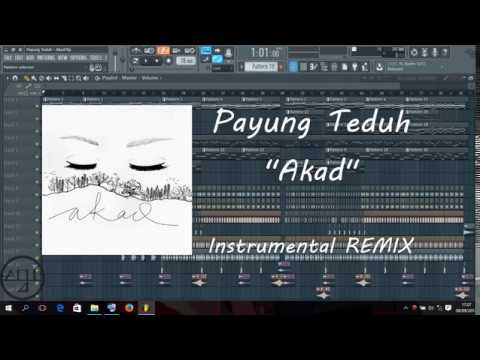 Payung Teduh - Akad [Instrumental REMIX] FLP