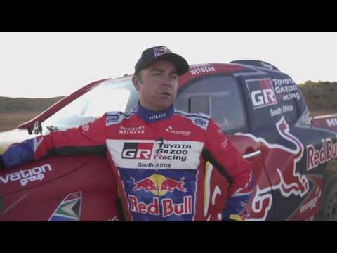 Former champions Nasser Al-Attiyah and Giniel de Villiers join forces for Dakar Rally