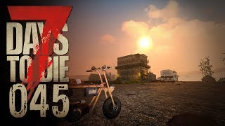 🔨 7 Days to Die [045] [Mit dem Minibike zum Hochhaus] Let's Play Gameplay Deutsch German thumbnail