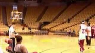 Учитесь как надо играть в баскетбол