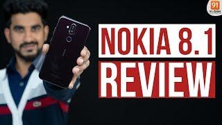 Nokia 8.1 Hindi Review: Should you buy it in India?[Hindi हिन्दी]