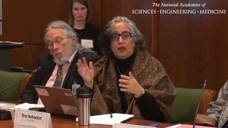 Sponsor Presentation: Tina Bahadori, U.S. EPA