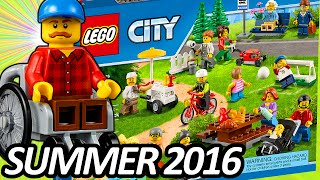 LEGO CITY 60134 Fun In The Park 2016 Summer Set All Official Pictures Update News - レゴ シティ