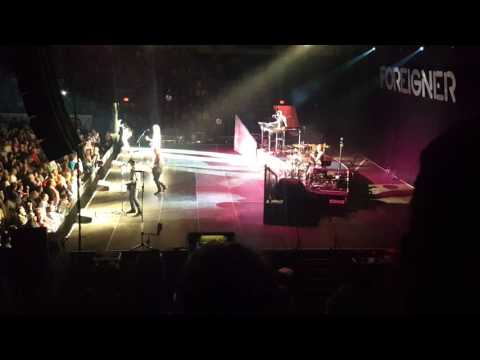 Foreigner Band Concert in Johnstown PA March 16th part 5