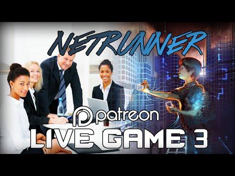 Kate v Haas Bioroid: EtF | Live Netrunner (Game 3)