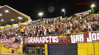 GRANADICTOS 24 Vs. Aragua F.C. | Serie Pre-Sudamericana 2015 (vuelta en Maracay)
