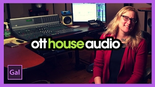 Sound studio ? Dolby atmos ? Owning the Mix! Ft. Cheryl Ottenritter, Ott House Audio tour
