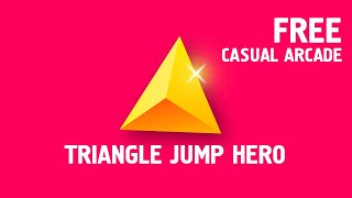 Triangle Jump Hero