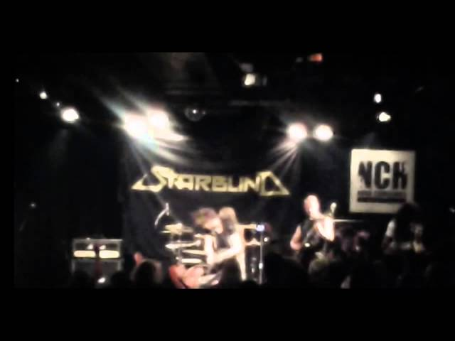 Starblind - Live in Pargue - Blood in the Night