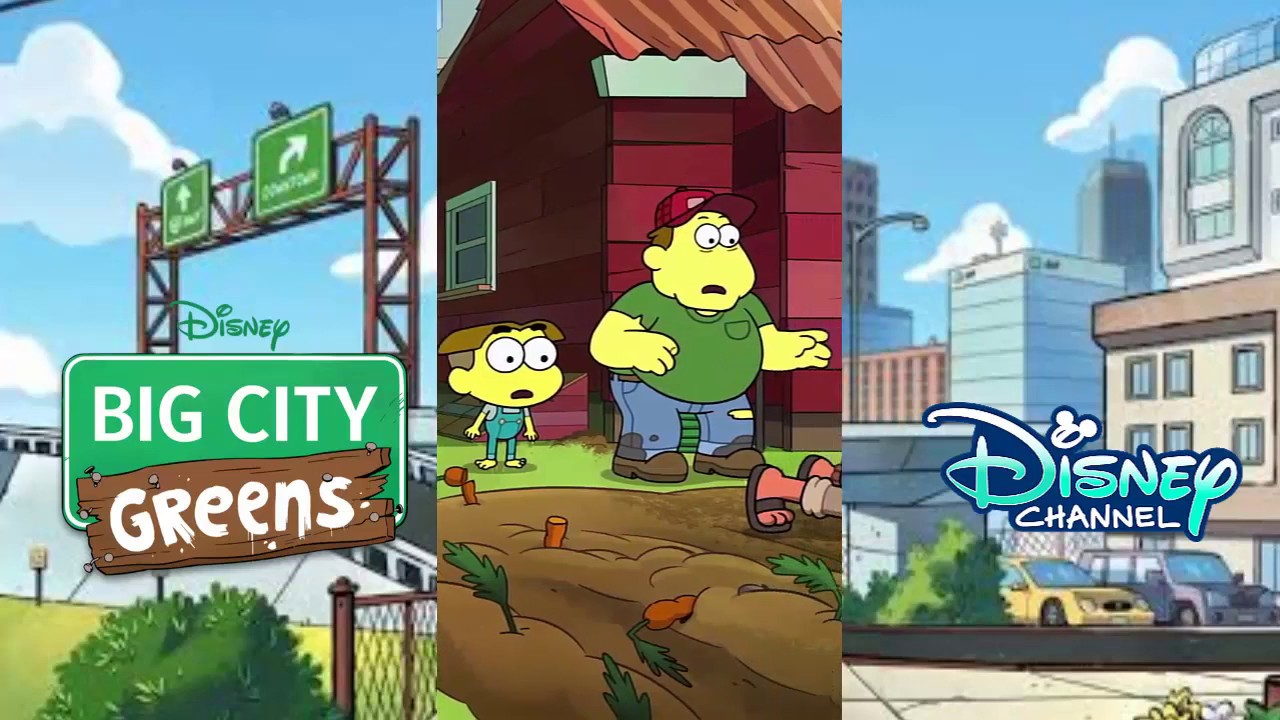 Big City Greens - A First Look To Season 2! - YouTube