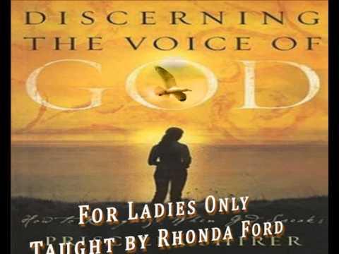 discerning the voice of God.avi - YouTube