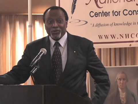 Dr Alan Keyes - Restoring Unalienable Rights