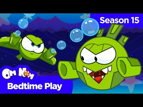 Om Nom Stories: Nibble-Nom - Bedtime Play (Season 15)