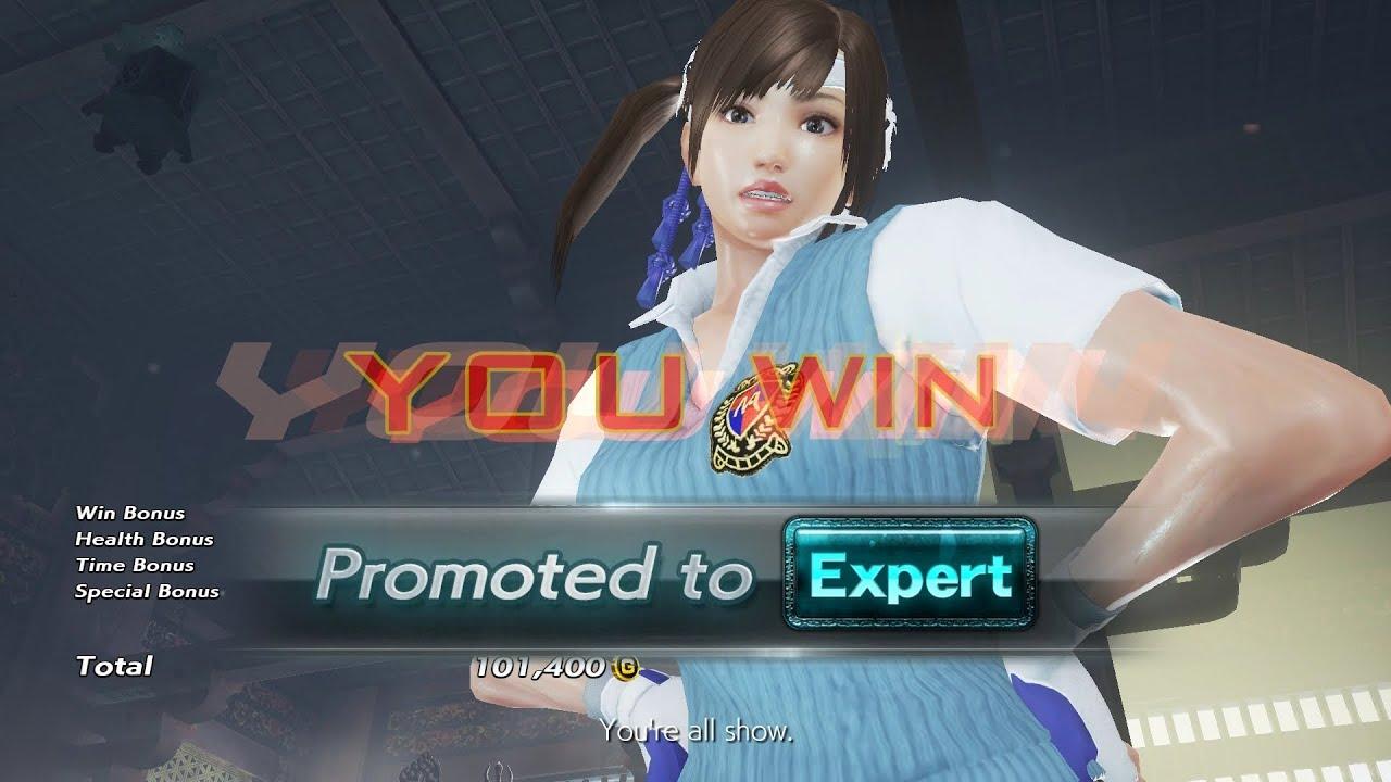 Tekken 7 [Steam]: Online Ranked Matches with Asuka Kazama #7