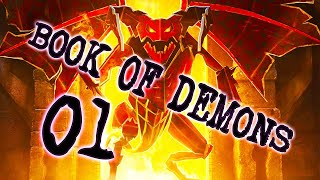 Book of Demons Gameplay Let's Play PC Part 1 (POWERFUL MAGE)
